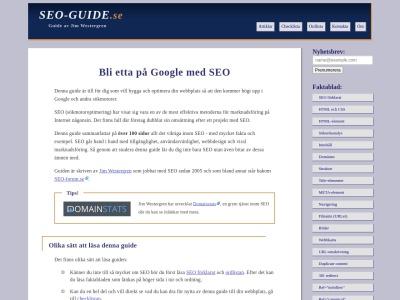 www.seo-guide.se