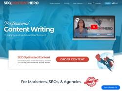 SEO Content Hero