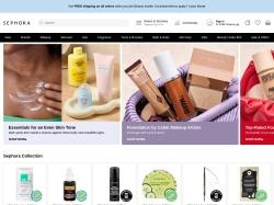 Sephora screenshot