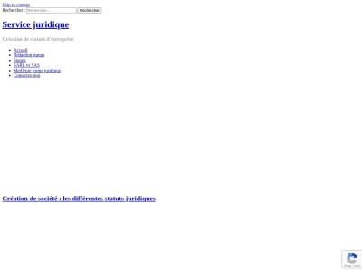 Service-Juridique.net : conseils juridiques en ligne
