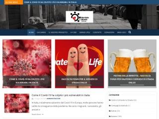 screenshot serviziodistrada.it