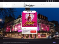 Shaftesbury Theatre Fast Coupon & Promo Codes