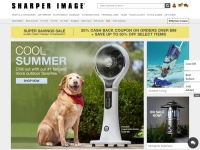 Sharper Image Coupon Codes & Discounts