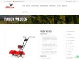 Manufacturers of High-Quality Paddy Weeder Machine – Sharp Garuda