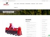 Multi-Speed Rotovator Manufacturers in Coimbatore – Sharp Garuda