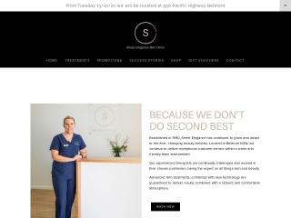 Screenshot for sheerelegance.com.au
