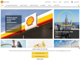 screenshot shell.com