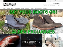 Sherman Brothers Shoes