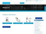 Condenser Tube Cleaners | Tube Cleaners