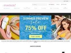 ShoeDazzle screenshot
