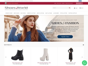 Shoes World Großhandel