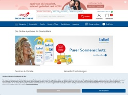 Shop-Apotheke.com screenshot