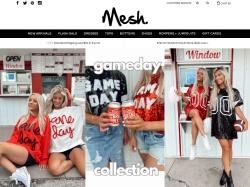 Shop Mesh