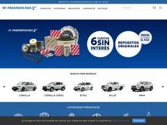 Venta online de Repuestos para Autos y Motos en Toyota Panamericana