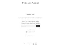 Shopiheartplanners