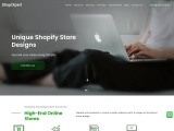 Shopify web development company | Shopify development agency
