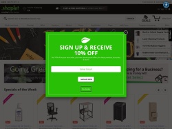 Shoplet screenshot