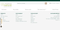 Code promo Shopping Nature et bon de réduction Shopping Nature
