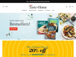 http://www.shoptasteofhome.com coupon and discount codes
