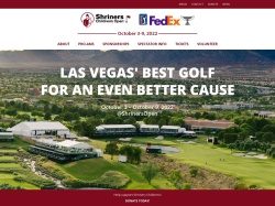 Shrinershospitalsopen coupon codes March 2018