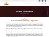 Flower decoration for Wedding in Greater Noida | Flower Decoration