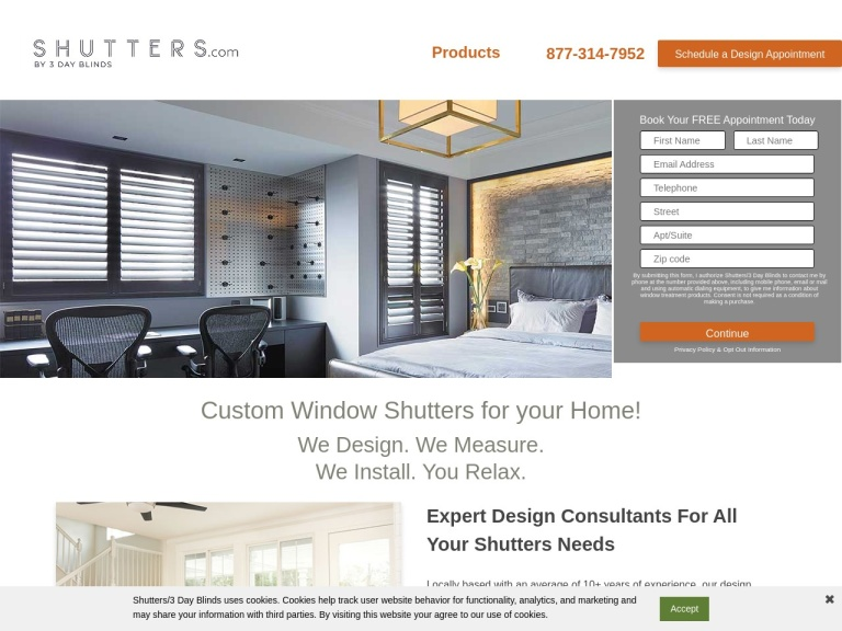 Shutters.com Coupon Codes