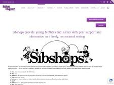 http://www.siblingsupport.org/sibshops