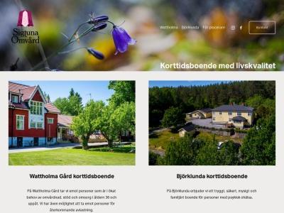 www.sigtunaomvard.se