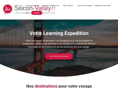 Silicon-Valley.fr : actualité des entreprises francophones