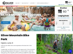 Silver Mountain Resort coupon codes August 2019