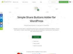 Simple Share Buttons