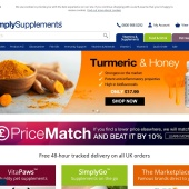 Simply Supplements Student Discount