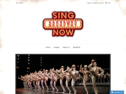 Singbroadwaynow coupon codes March 2018