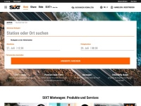 Sixt Germany Fast Coupon & Promo Codes