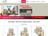 SKA Metro Ville Flats Floor Plan