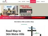 SKA Metro Ville Apartments Address