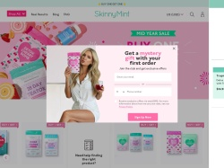 SkinnyMint - The Ultimate Teatox - SkinnyMint - The
