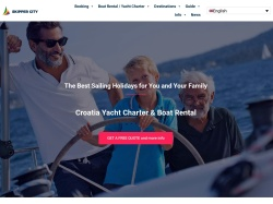 Yacht Charter and Sailing Holidays in Croatia