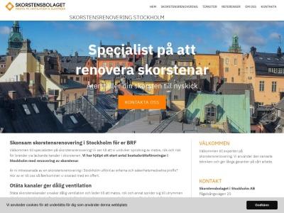 skorstensrenoveringstockholm.com