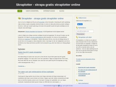www.skraplotters.n.nu
