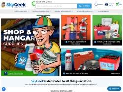 SkyGeek coupon codes January 2018