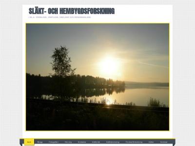 www.slaktochhembygdsforskning.n.nu