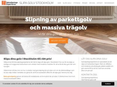 www.slipagolvstockholm.nu