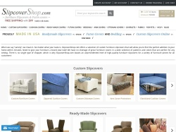 Slipcover Shop screenshot