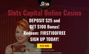 Slots Capital Casino Coupon Codes