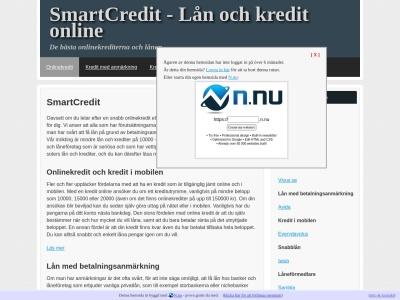 www.smartcredit.n.nu