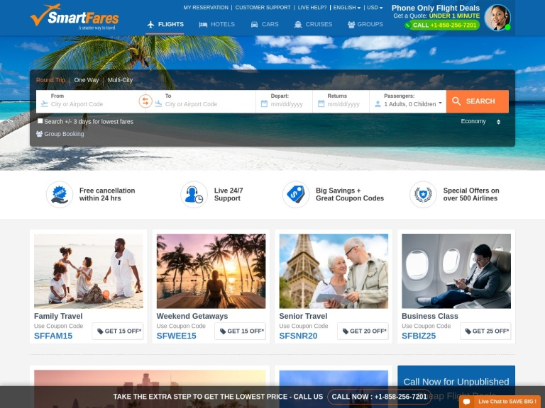 SmartFares screenshot