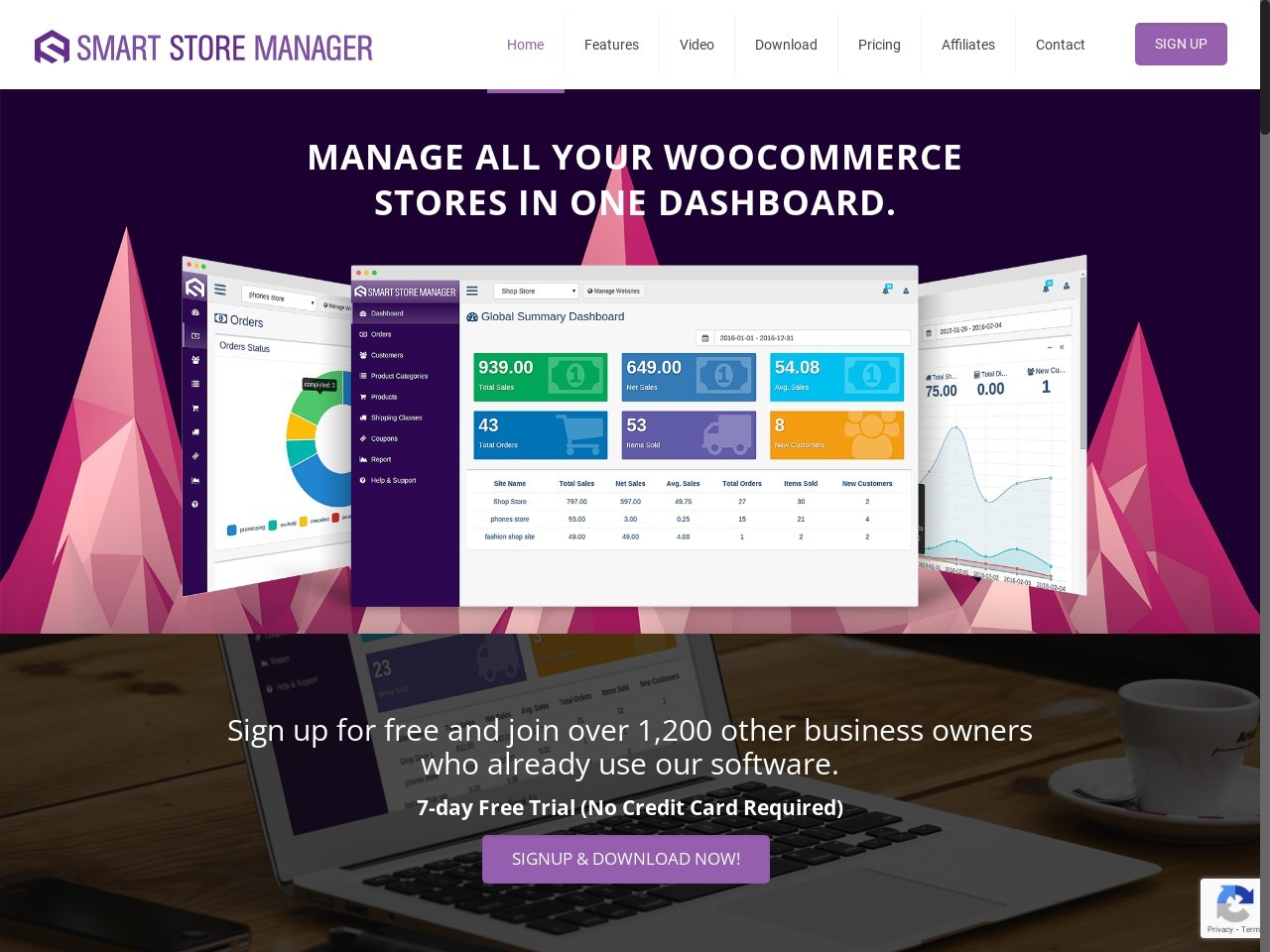 15% OFF – Smart Store Manager