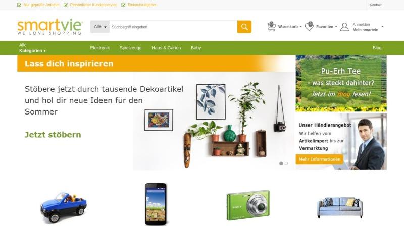 www.smartvie.de Vorschau, smartvie