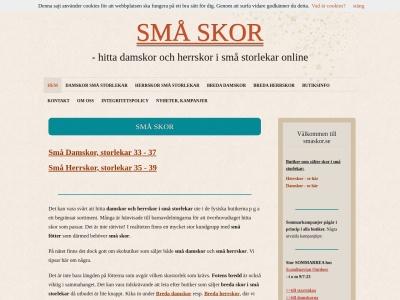 www.smaskor.n.nu